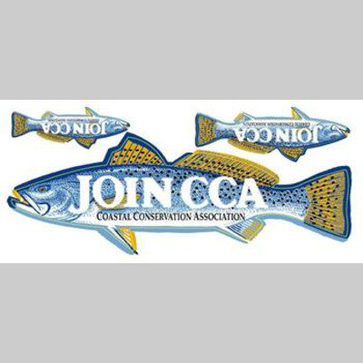 CCA-JOIN CCA Trout Decals